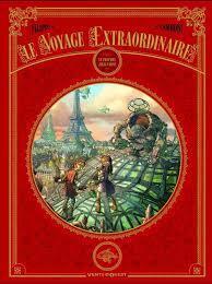 Le Voyage Extraordinaire Cycle 1 Le Trophee Jules Verne