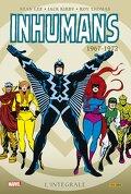 Inhumans : L'Intégrale 1967-1972