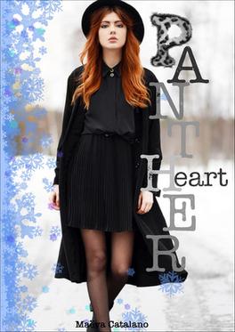 Couverture du livre : Angelheart tome 2: Pantherheart