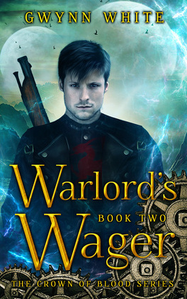Couverture du livre : Crown of Blood, tome 2 : Warlord's Wager