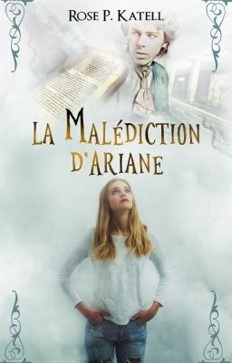 Couverture du livre : La Malédiction d'Ariane