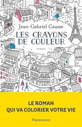 Couverture du livre : Les Crayons de couleur