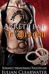 couverture Arrêté par le dragon