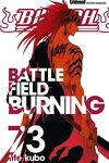 couverture Bleach, Tome 73 : Battlefield Burning