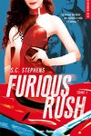 couverture Furious Rush, Tome 1