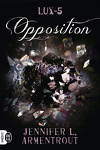 couverture Lux, Tome 5 : Opposition