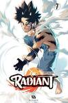 couverture Radiant, Tome 7