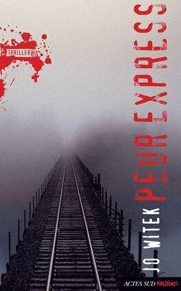 Couverture du livre : Peur Express