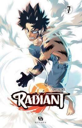 Couverture du livre : Radiant, Tome 7