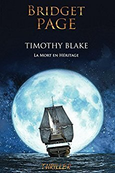 Couverture du livre : Timothy Blake : la mort en héritage