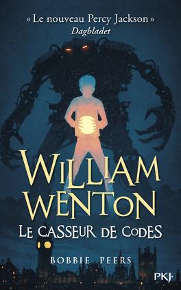 Couverture du livre : William Wenton, Tome 1 : Le Casseur de codes