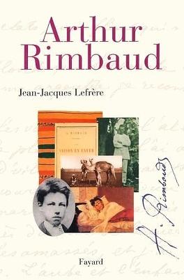 Couverture du livre : Arthur Rimbaud