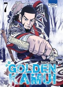 Couverture de Golden Kamui, Tome 7