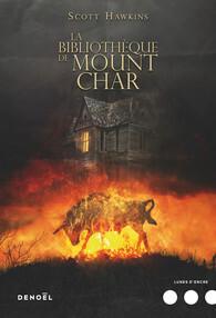 Couverture de La Bibliothèque de Mount Char