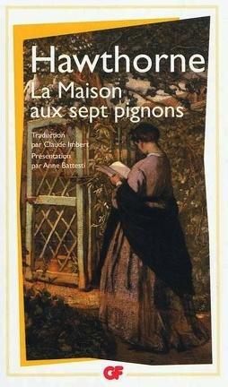 Couverture du livre : La Maison aux sept pignons