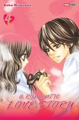 Couverture du livre : A romantic love story, tome 4