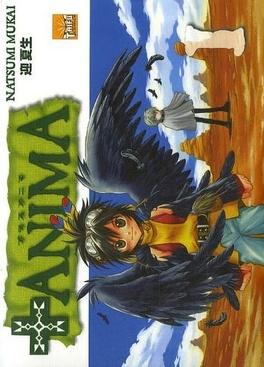 Couverture du livre : +Anima, Tome 1