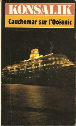 Couverture du livre : Cauchemar sur l'Océanic