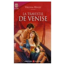 Couverture du livre : La Travestie de Venise
