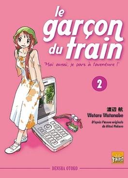 Couverture du livre : Le garçon du train, Tome 2