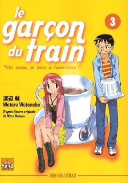 Couverture du livre : Le garçon du train, Tome 3