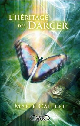 Couverture du livre : L'Héritage des Darcer, Tome 1 : L'Envol