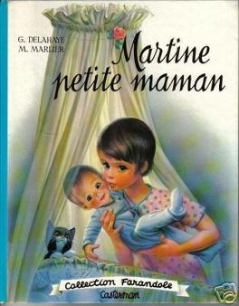 Couverture du livre : Martine petite maman
