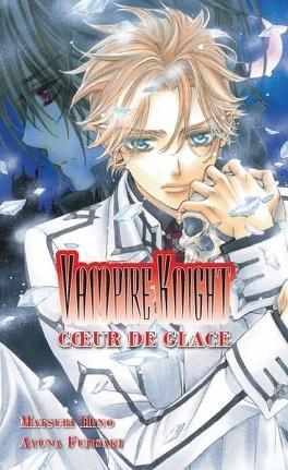 Couverture du livre : Vampire Knight, Tome 1 : Cœur de glace