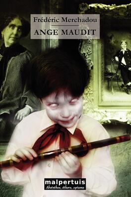 Couverture du livre : Ange Maudit