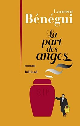 Couverture du livre : La Part des anges