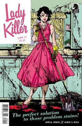 Couverture du livre : Lady killer