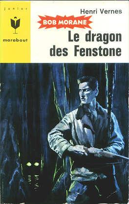 Couverture du livre : Le Dragon des Fenstone