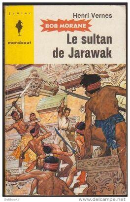 Couverture du livre : Le sultan de Jarawak