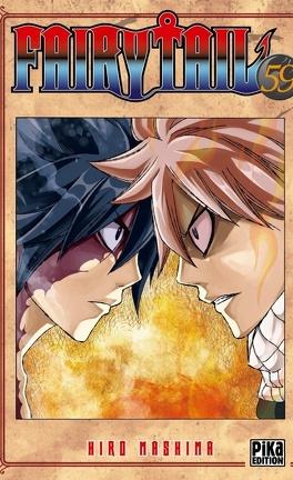 Fairy Tail Les 63 Livres De La Serie
