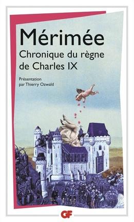 Couverture du livre : Chronique du règne de Charles IX