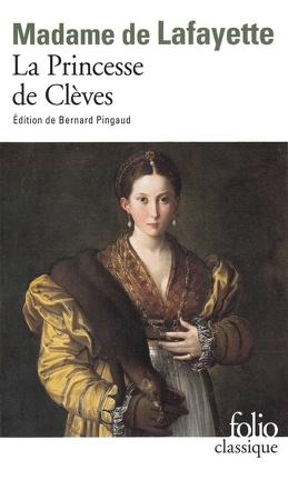 Couverture du livre : La Princesse de Clèves