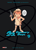 20th Century boys - Édition deluxe, tome 9