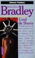 La romance de Ténébreuse, tome 17 : L'exil de Sharra
