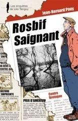 Couverture du livre : Rosbif saignant