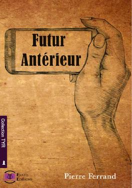 Couverture du livre : Futur antérieur