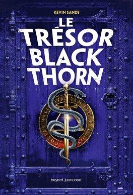 Couverture du livre : Le Trésor Blackthorn