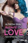 couverture Infinite ∞ Love, Tome 3 : Nos infinis silences