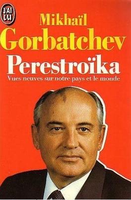 Couverture du livre : PERESTROIKA