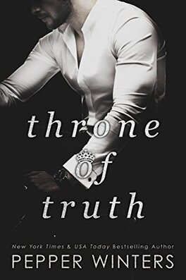 Couverture du livre : Truth and Lies Duet, Tome 2 : Throne of Truth
