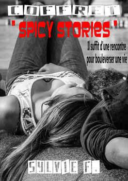 """Couverture du livre : Coffret """"Spicy Stories"""""""