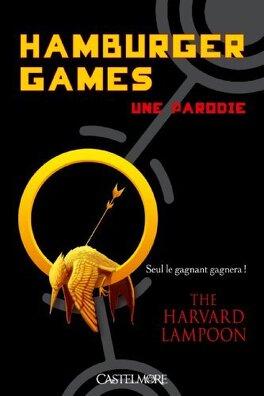 Couverture du livre : Hamburger Games
