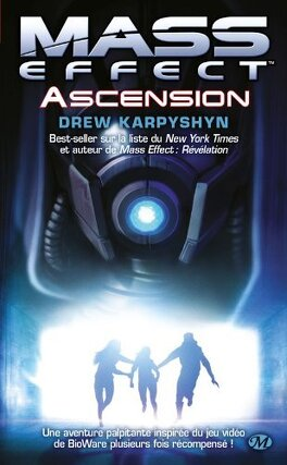 Couverture du livre : Mass Effect, Tome 2 : Ascension