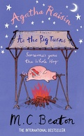 Agatha Raisin, tome 22 : As the Pig Turns