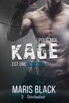 couverture Kage, Tome 2 : Déchaîné