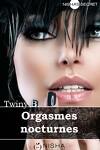 couverture Orgasmes nocturnes - Recueil